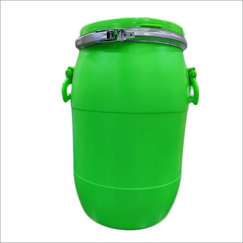 35 Liter Open Top HDPE Drum