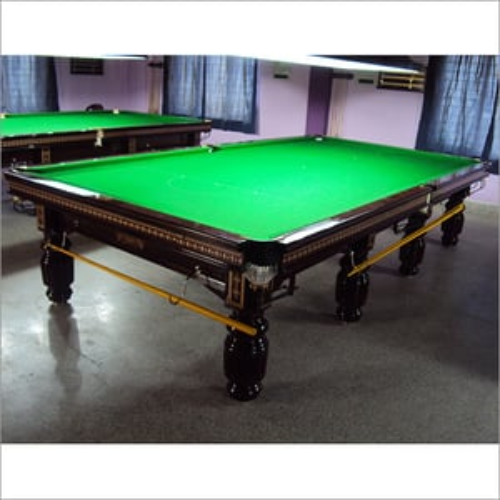 Wooden Billiard Table