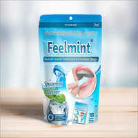 Instant Mouth Protective And Freshner Strips
