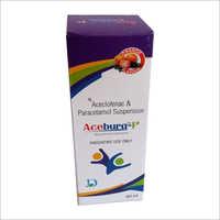 60 ml Aceclofenac And Paracetamol Syrup