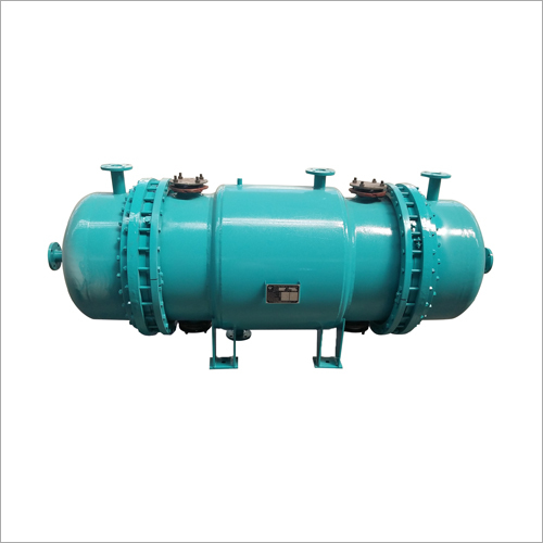 Glass Lined Shell Tube Type Condenser