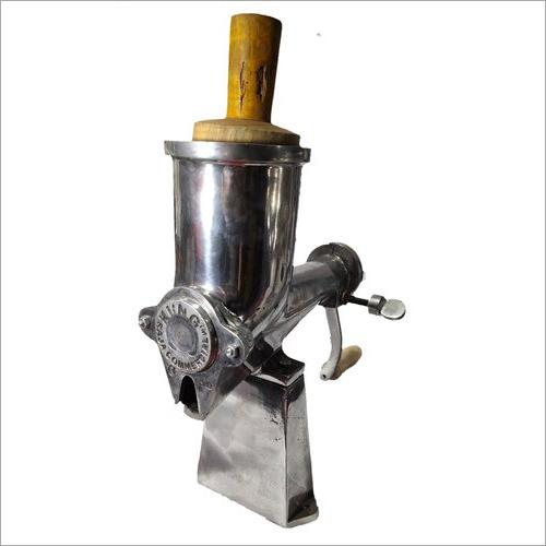 Aluminium Manual Juice Machine