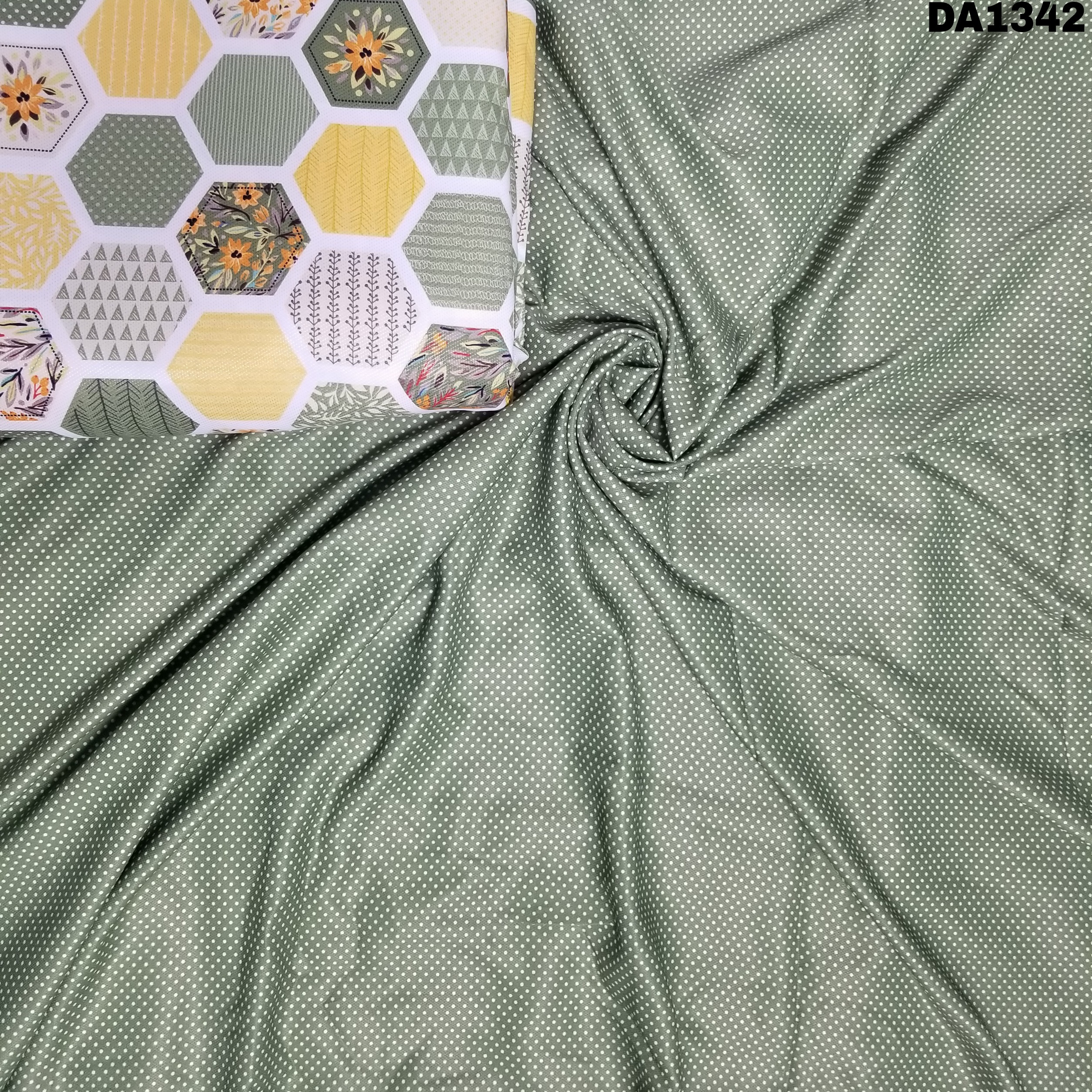 Football Digital Print Fabric