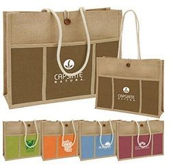 Juco Promotional Bag With Rope Handle