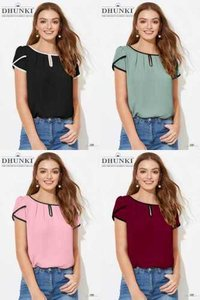 Dhunki Ladies Designer Tops