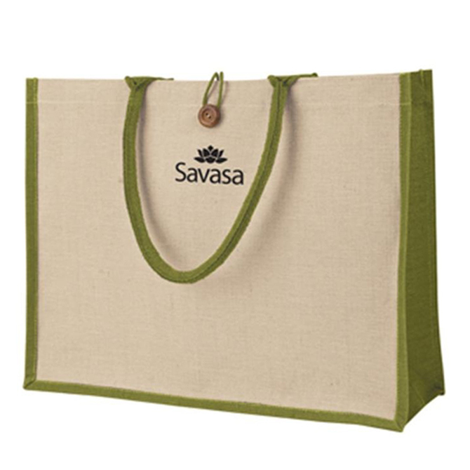 Juco Promotional Bag With Padded Rope Handle