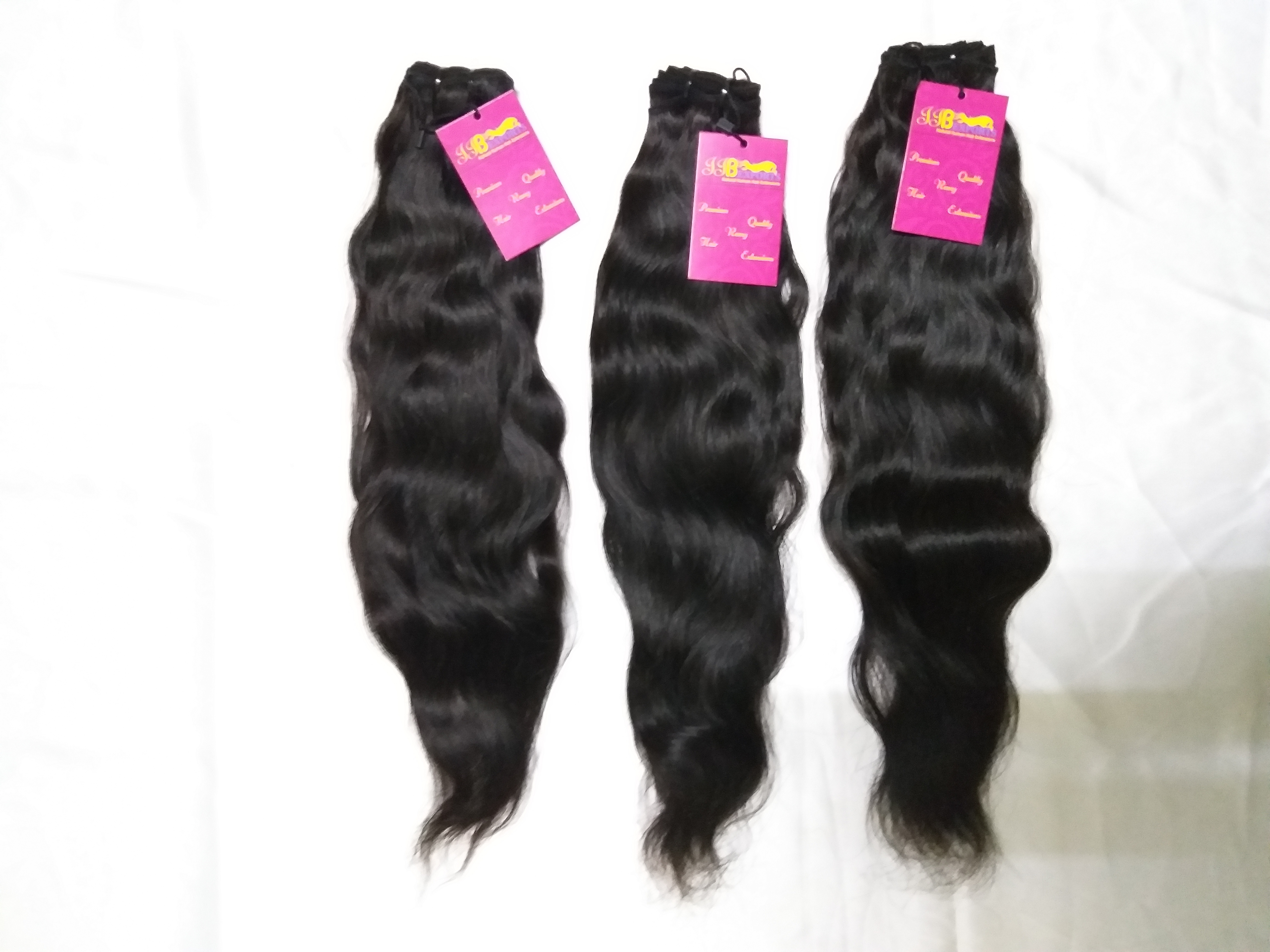 Raw Indian Unprocessed Temple Virgin Wavy/straight/curly/body Wave Human Remy Hair