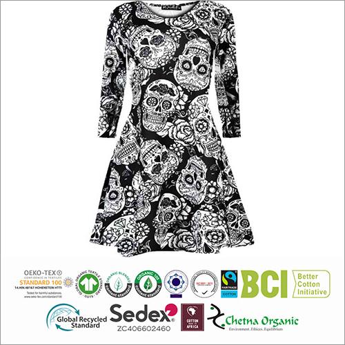 Ladies Designer One Piece Dress