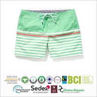 Oeko Tex Certified Men's Holiday Shorts