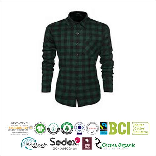 Mens Checkered Full Sleeve Shirts