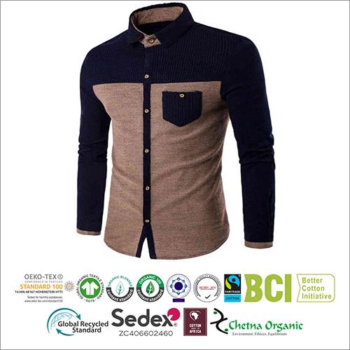 Mens Casual Full Sleeve Shirts
