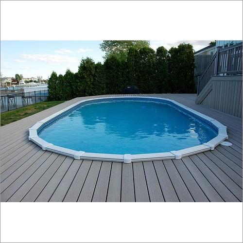 WPC Swimming Pool Deck Board