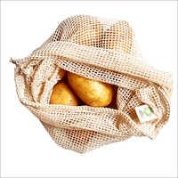 Organic Muslin And Mesh Bags