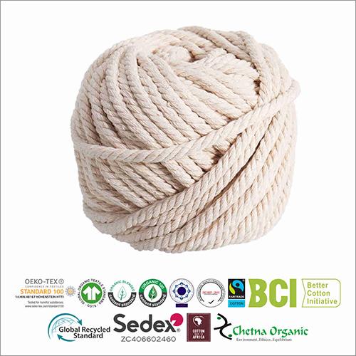 Natural Organic Cotton Cord