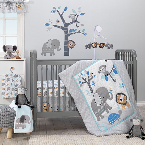 Baby Fitted Crib Sheet