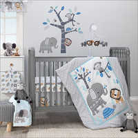 Fitted And Crib Sheet