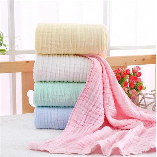 Muslin Swaddle Bath Robe