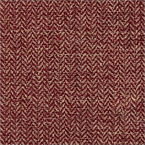 Gots Certified Organic Cotton  Herringbone Fabric