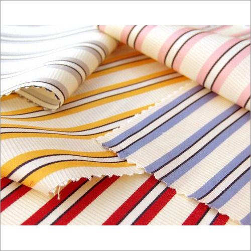 Organic Cotton Yarn Dyed Dobby Fabric