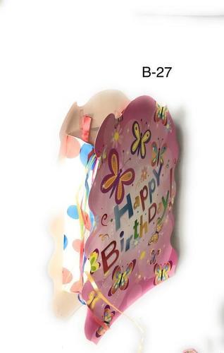 Happy Birthday Carry Bag