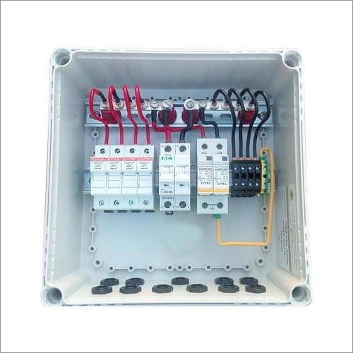 MS Solar Combiner Box