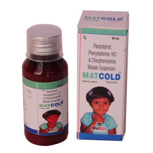 Nimesulide Paracetamol Suspension