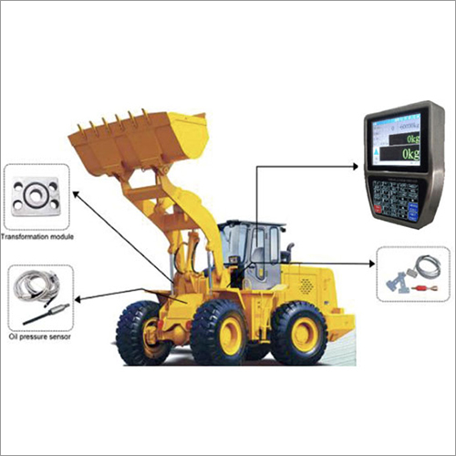 Mass Onboard Loader Weighing System