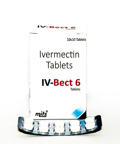 Ivermectin Tablets 6 mg Tablet