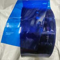 Blue PVC Strip Curtain Roll