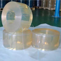 Crystal Clear PVC Strip Curtain