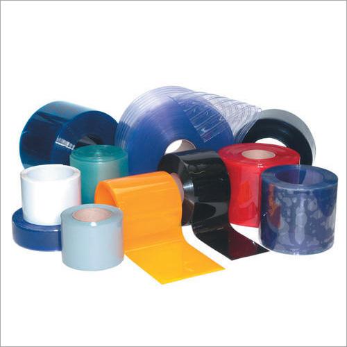 PVC Strip Curtain Roll