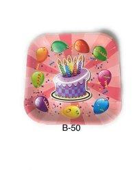 Decorative Birthday Plates For Kids
