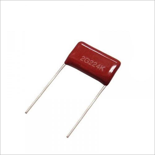 Electronic Polyester Capacitor