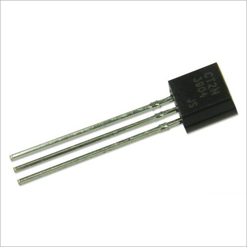 Electronic Bipolar Transistor