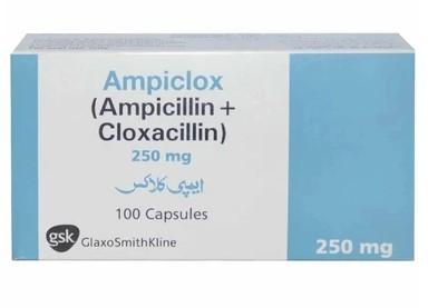 Ampiclox 250 Mg 100 Capsules