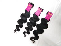 Natural Raw Unprocessed Indian Virgin Body Wave Remy Human Hair  Bundle