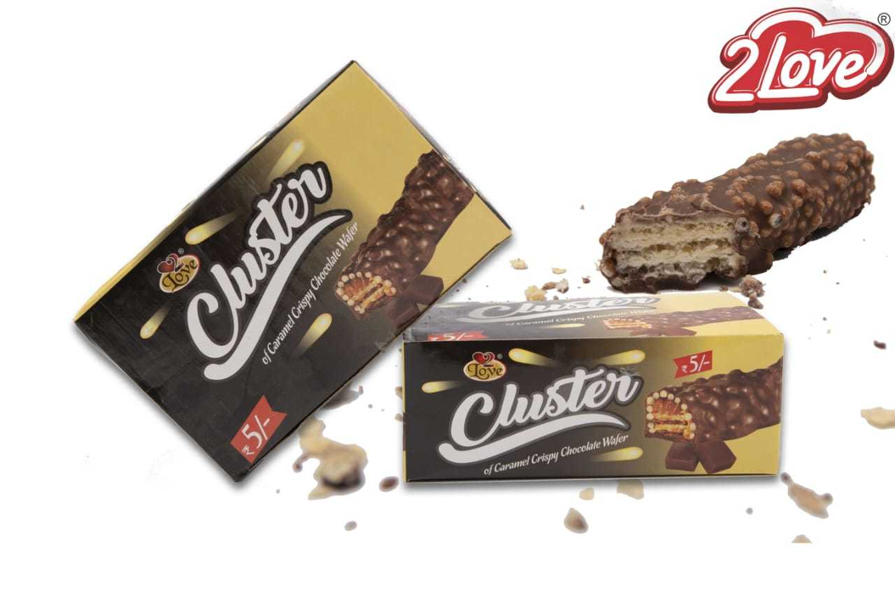 Choco Cluster Wafer