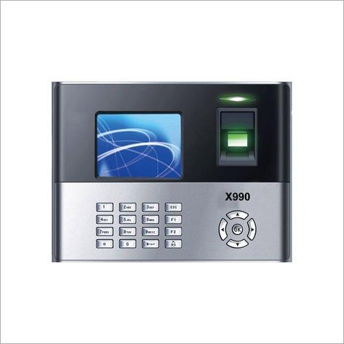 Fingerprint Time Attendance Access Control System