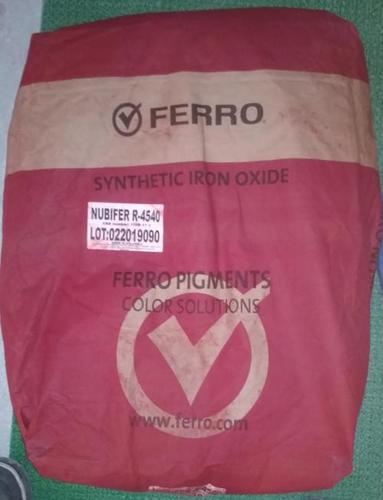 Nubifer R-4540 Red Iron Oxide