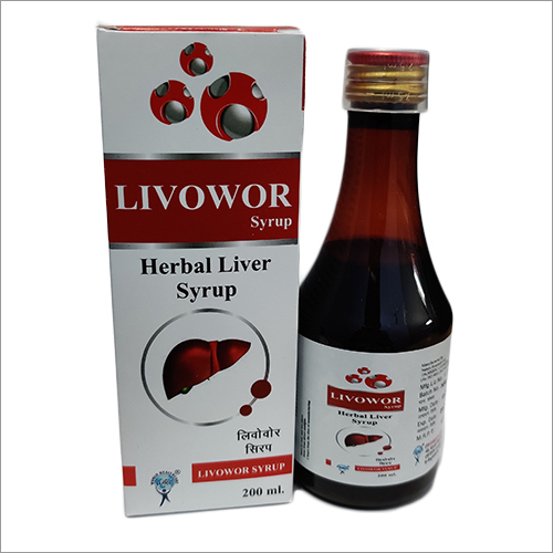 Herbal Liver Syrup