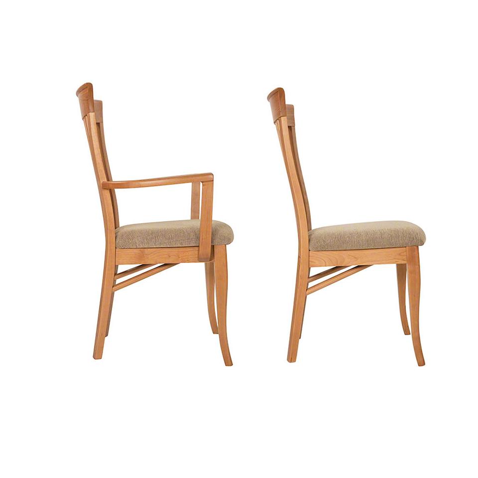 Sheesham Wood Dining Chair