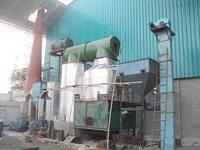 Vertical Four Pass Thermic Fluid Heater