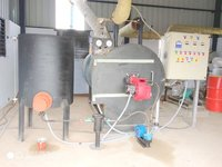 Oil Or Gas Fired Horizontal Thermic Fluid Heater