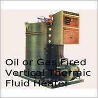 Oil Or Gas Fired Vertical Thermic Fluid Heater