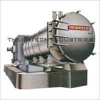 Wood Or Coal Fired Horizontal Thermic Fluid Heater