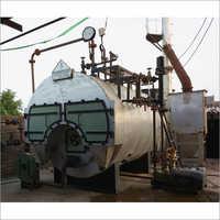 Wood Or Coal Fired IBR Steam Boiler