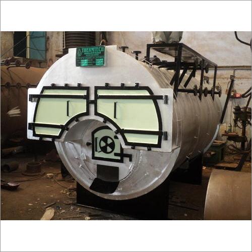 Industrial IBR Steam Boiler
