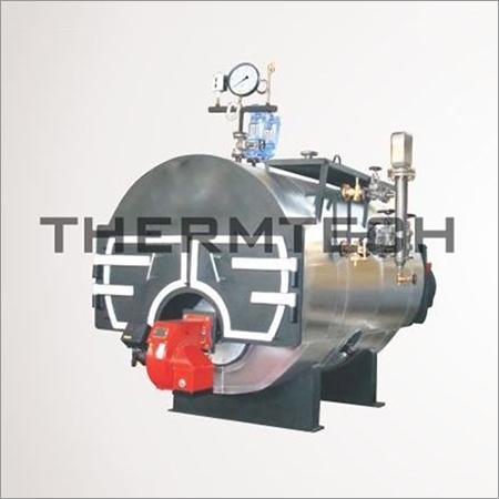 Oil Or Gas Fired SIB Steam Boiler