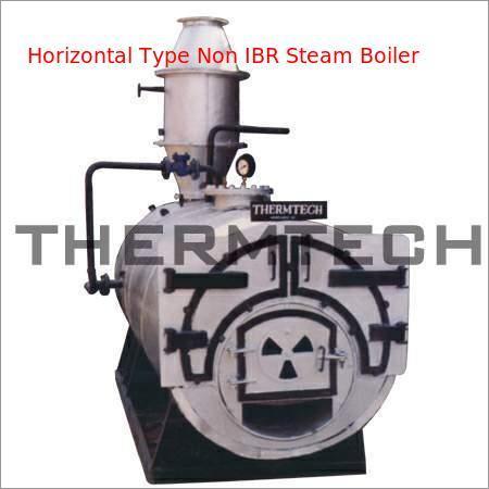 Horizontal Type Non IBR Steam Boiler