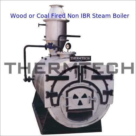 Wood Or Coal Fired Non IBR Steam Boiler